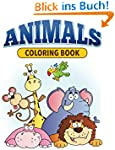 Animal Coloring Book: Coloring Books...