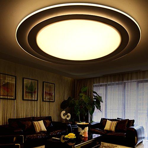LED soffitto lampade/Semplici e moderne idee romantiche la lampada studio/Camera da letto principale circolare lampada-C