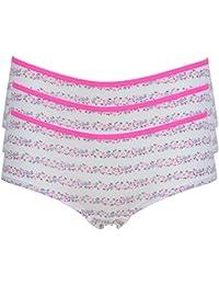 Ex Store Multipack corto estilo de algodón calzoncillos