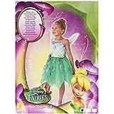 Disney - I-888827s - Disfraz Para Niños - Lujo - Fairies Pixie - Talla S