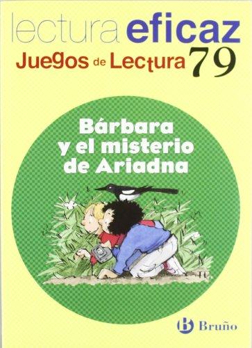 Bárbara y el misterio de ariadna juego lectura (castellano - material complementario - juegos de lectura) - 978842165025