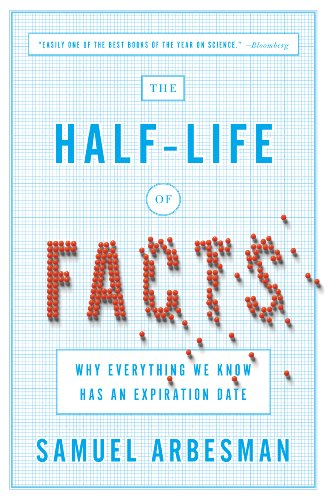 The Half-Life of Facts: Why Everything We Know Has an Expiration Date (English Edition) por Samuel Arbesman