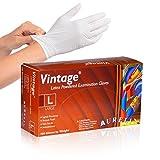 Latex-Handschuhe in der Box, Größe L, 100Stück