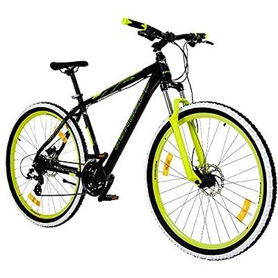 "Zündapp Mountainbike 29 Zoll MTB Hardtail Fahrrad Primal oder Flyte 24 Gang 29"""