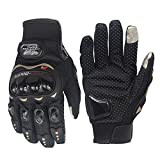 #4: Andride Riding Tribe Touch Screen Motorcycle Gloves