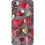 Sketchfab Love Latest Design Printed Designer Back Case Cover For Xiaomi Redmi Y1