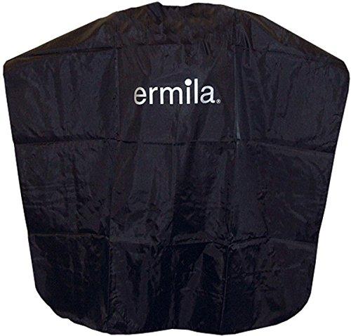Ermila Friseurumhang - schwarz