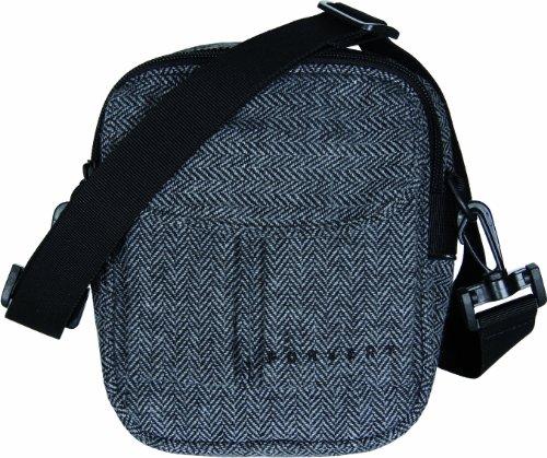 FORVERT Bag Enzo - Camiseta, color blanco (flannel grey), talla 32 x 45 x 22 cm
