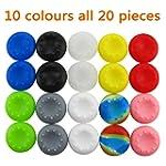 Pandaren® Thumb Grip Caps 10 sets for...
