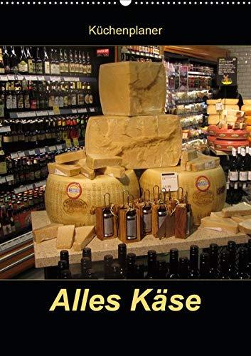 Alles Käse / Planer (Wandkalender 2020 DIN A2 hoch): Ein Küchenplaner - nicht nur für Käse-Liebhaber (Planer, 14 Seiten ) (CALVENDO Lifestyle)