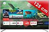 TCL U49C7026 televisore 49 pollici (Smart TV, 4K UHD, HDR Pro, Android TV, Micro...