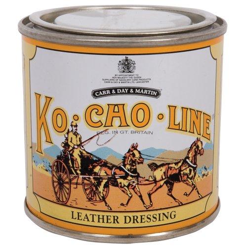 Carr & Day & Martin dickflüssiges Ko-Cho-Line Lederfett, 225g - ein dickflüssiges Fett um altes Leder wieder geschmeidig und weich zu machen - Wieder Leder