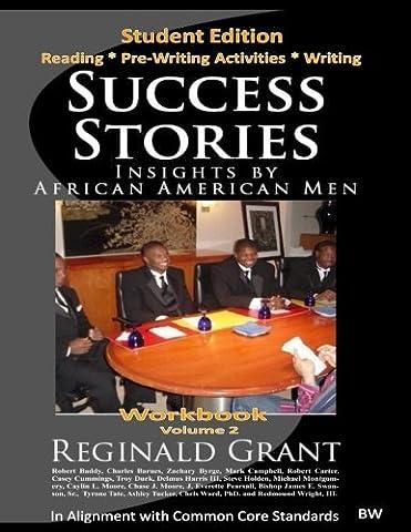 Success Stories Insights by African American Men -Workbook v2: Workbook V 2 bw