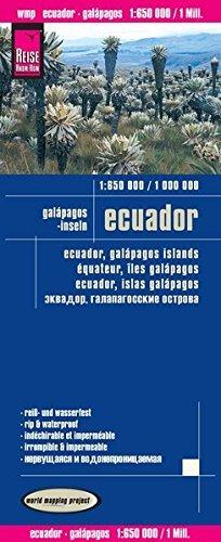 Ecuador & Gal??pagos rkh r/v (r) wp GPS by Reise Know-How Verlag (2015-11-14)