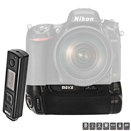LCD Timer Batteriegriff für Nikon D750