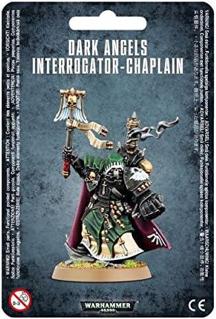 Interrogator Warhammer - Chaplain Dark Angels 44-70 - Warhammer Interrogator 40,000 B010ANO0PC 3f6655