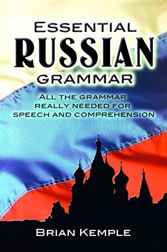 Essential Russian Grammar (Dover Language Guides Essential Grammar) (English Edition) Speaker-schaum