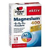 Doppelherz Magnesium 400 mg Tabletten 30 stk