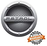 #8: Petrol Sticker for Cars 4.5 inch Perfect FIT (by Golden Touch Designs)