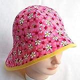 Sommerhut, Sonnenhut Mädchen pink