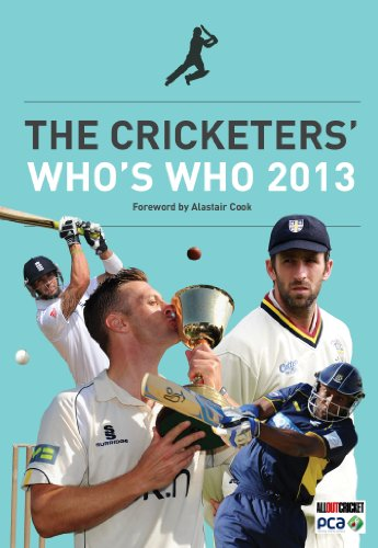 The Cricketers' Who's Who por Matt Thacker
