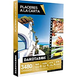 DAKOTABOX - Caja Regalo - PLACERES A LA CARTA - 3480 Experiencias imprescindibles