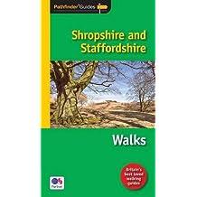 Pathfinder Shropshire & Staffordshire (Pathfinder Guides)
