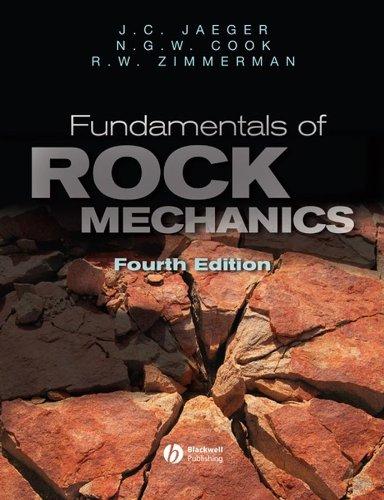 Fundamentals of Rock Mechanics Mechanik Rock