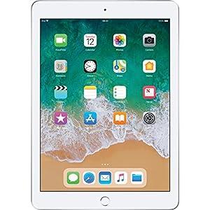 Apple iPad (Wi-Fi, 128 GB) – Silver