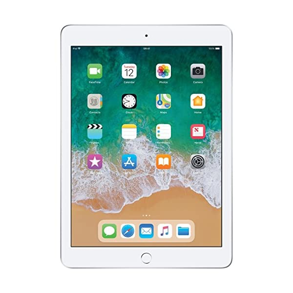 Apple IPad 97 Inch Multi Touch Tablet PC 128GB A9 Chip WiFi Bluetooth Camera Retina Display IOS 10 Touch ID Space Grey