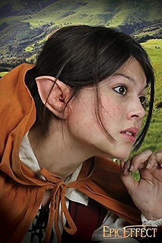 Prothèses oreilles elfe hobbit, special make-up effetcs fx