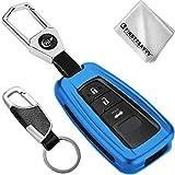 Best Productos de limpieza para coches - FIRST2SAVVV Azul Aluminio Coche Caso Dominante Alejado Bolsa Review