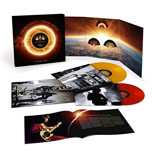 Solar Movie - Rockpalast & Berlin 1978 (Limited Boxset)