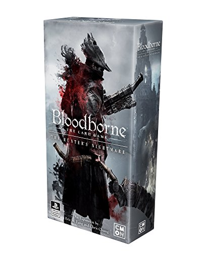 Bloodborne: The Hunter's Nightmare - English