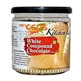 CCDS White Cooking Chocolate Chips, 250 Grams