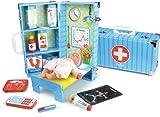 Vilac 6312 - Valigetta del Dottore e Ambulatorio Portatile