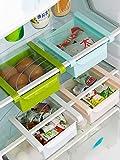 #3: Inddus ABS / BPA Free, Multi Purpose Storage Racks Tray (Pack of 4),Multicolor