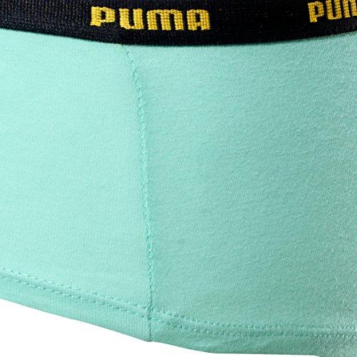 PUMA lot de 2 culottes pour femme hipster cheer Multicolore - 200_black