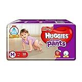 Huggies Wonder Pants Baby Diapers, M 38 Pieces