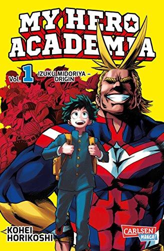 My Hero Academia 1: Izuku Midoriya - Origin
