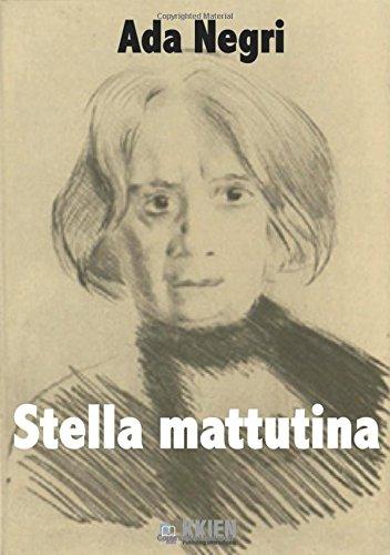 Stella mattutina par Ada Negri