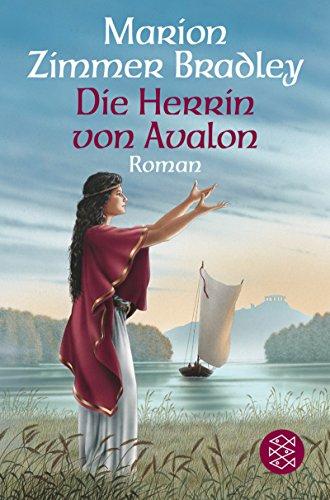 Buchcover Die Herrin von Avalon. Roman