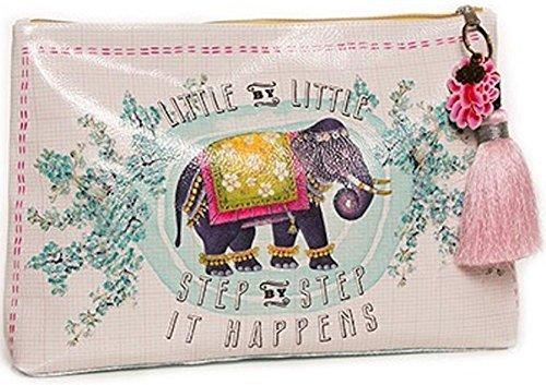 papaya-art-little-elephant-bohemian-vegan-pink-travel-pouch-cosmetic-make-up-bag-by-papaya-art