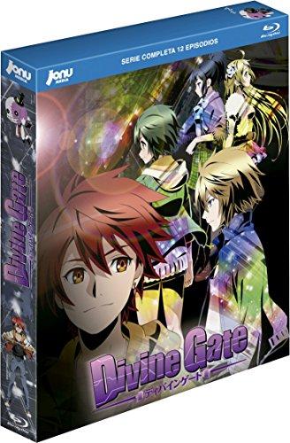 Divine Gate (Serie Comple
