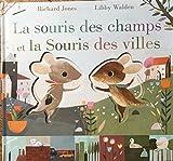 La souris des champs et la souris des villes / Richard Jones | Jones, Richard (1977-....). Illustrateur