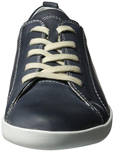 Josef Seibel Ciara 15, Sneakers basses femme Bleu jean