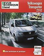 Revue Technique Automobile, numéro 182.3 - VW transporter diesel depuis 1990 de Etai