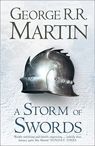 A Storm of Swords (Hardback reissue) (A Song of Ice and Fire, Book 3): 2 por George R.R. Martin