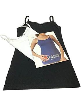 Chica Camiseta de Tirantes - para Mujer
