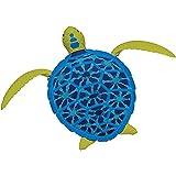 Goliath 32841 Robo-Turtle | Wasser-Schildkröte | Gigantischer Wasser-Spaß Auch in der Badewanne | lebensechte Bewegungen auf Dem Land und im Wasser | Blau